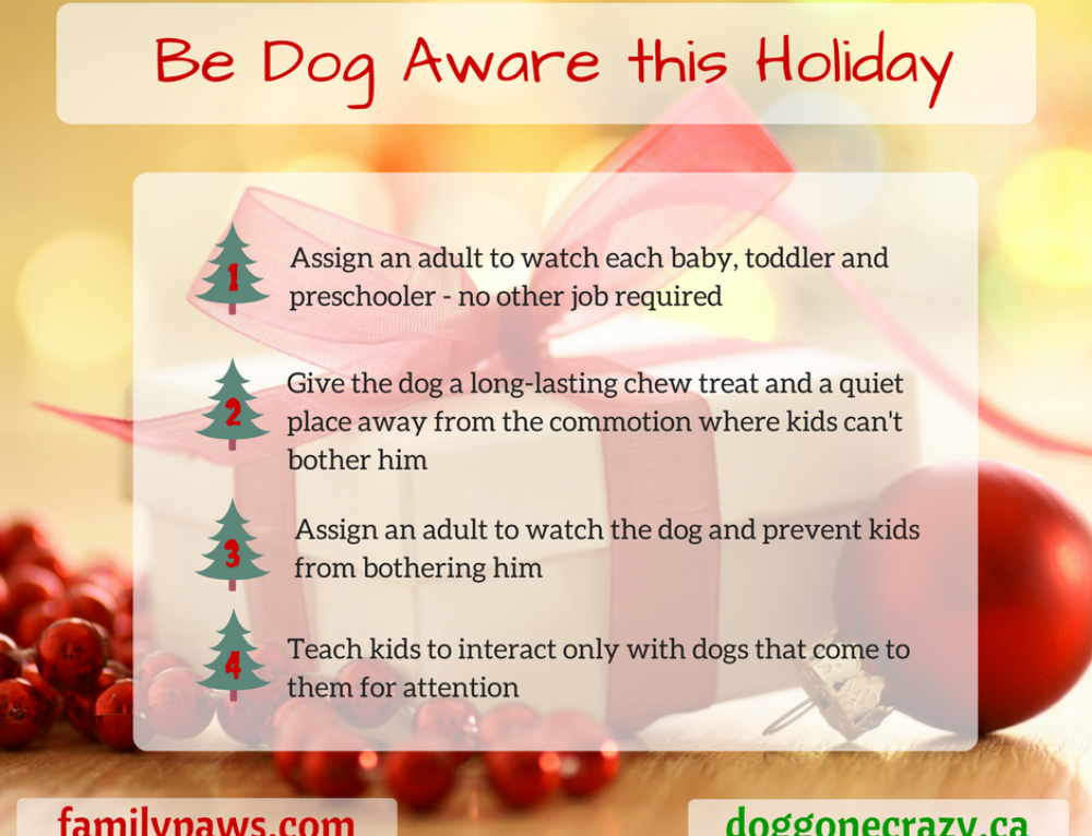 Holiday Dog Bite Prevention Tips
